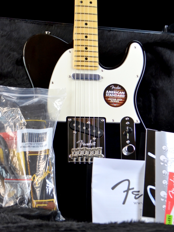 Fender Telecaster – last of the American Standards