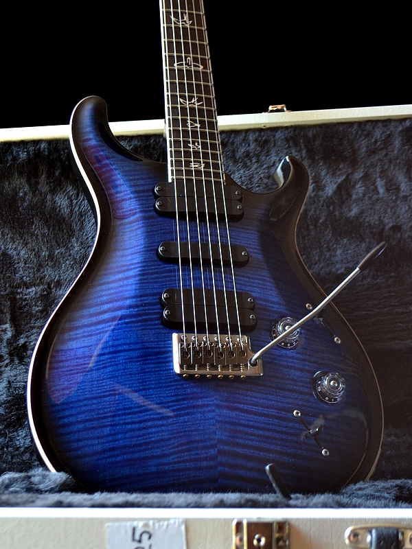 PRS / Paul Reed Smith 513 - Ltd Edition, 25th Anniversary model. 10 top